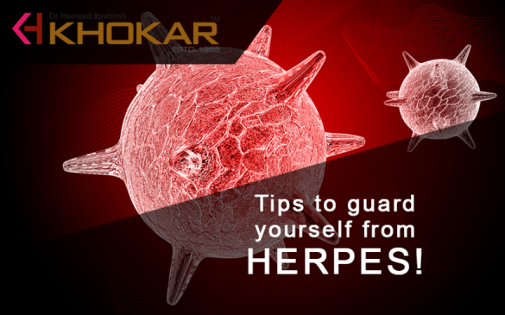 Tips to guard yourself from Herpes-khokar dispensary